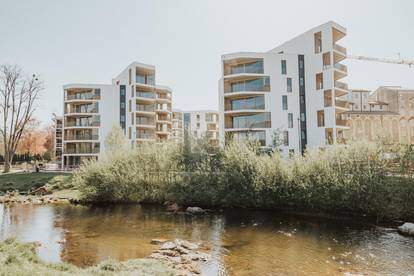3 Zimmer Wohnung mit zwei Balkonen | Quartier Rauchmühle