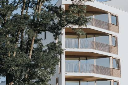 Neue 2 Zimmer Wohnung mit großzügigem Balkon / Erstbezug / Quartier Rauchmühle