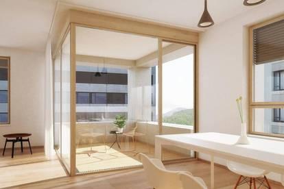 ERSTBEZUG - Neubau 3 Zimmerwohnung am STADTWERK Salzburg