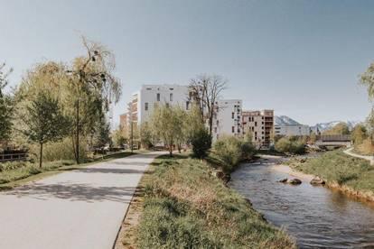 Quartier Rauchmühle / 2 Zimmer Eigentumswohnung mit Garten