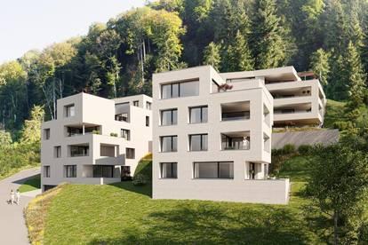 VILLEN AM SEE - Wohnen am Pfänderhang mit Seeblick - Top A01