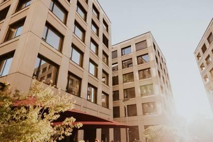 3 Zimmer Wohnung 77 m² | 2 Loggien | STADTWERK Salzburg