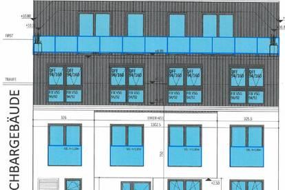 Bewilligtes Bauträgerprojekt in Stammersdorf – elf Wohneinheiten mit Außenflächen