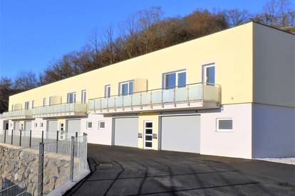 Moderne Mietwohnung in herrlicher Aussichtslage mit Donaublick!