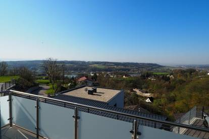 Top Mietwohnung in außergewöhnlicher Aussichtslage mit Donaublick!