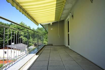 Wohnung mit 66 m² und 10 m² Dachterrasse mit Grün-Ruhe-Lage in Wartberg ob der Aist