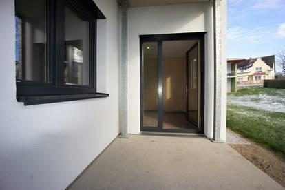 Hagenberg: 46 m² Neubau-Eigentumswohnung mit Loggia und Garten - IDEAL AUCH FÜR ANLEGER