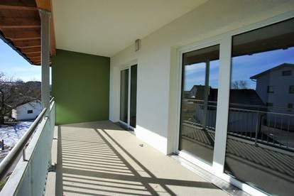 Hagenberg: 88 m²-NEUBAU-ANLEGERWOHNUNG (Top 114) mit Loggia - IDEAL ALS WG GEEIGNET