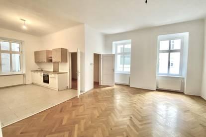 Großzügige Altbauwohnung mit 2 Parkettzimmern **HOFSEITIG ** TOPLAGE **