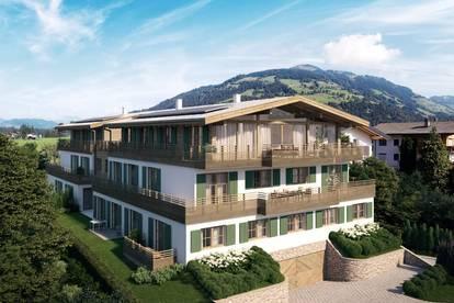 Panoramalage nahe Kitzbühel - CHALET 149