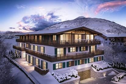 Stilvolles Ferienappartement nahe Kitzbühel!