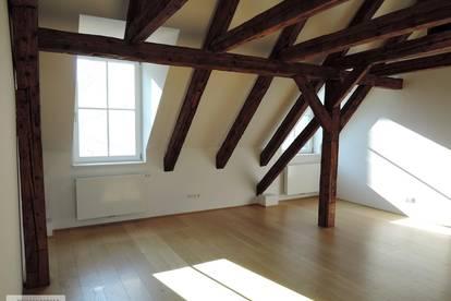 Spektakuläre Penthouse-Wohnung in bester Lage