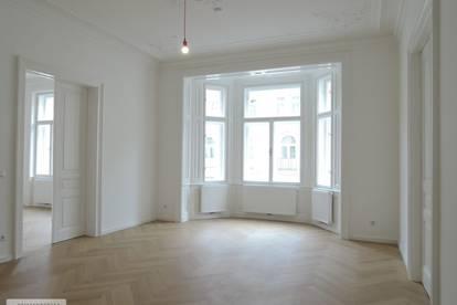 Traumhafte Stilaltbauwohnung in absoluter Toplage - Taborstraße, Schwedenplatz