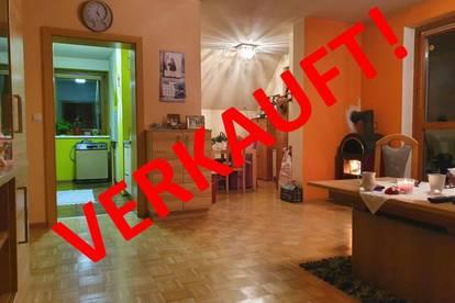 GNAS:  Schöne 4 Zimmer - Wohnung – Loggia – Carport. SEHR GUTE LAGE!