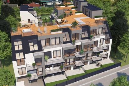 WOHNLANDSCHAFT KRAUTGARTEN! Noch 10 von 40 modernen, qualitativ hochwertigen Eigennutzer- oder Vorsorgewohnungen von 30 m2 bis 94 m2 verfügbar!