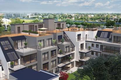WOHNLANDSCHAFT KRAUTGARTEN! 21 von 40 modernen, qualitativ hochwertigen Eigennutzer- oder Vorsorgewohnungen von 30 m2 bis 94 m2 noch verfügbar!
