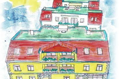 repräsentative, schlüsselfertige Terrassenwohnungen in Sooß bei Baden bei Wien