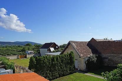 schlüsselfertiges LOFT / PENTHOUSE mit Balkon und Terrasse mit FERNSICHT in Sooß / Baden bei Wien