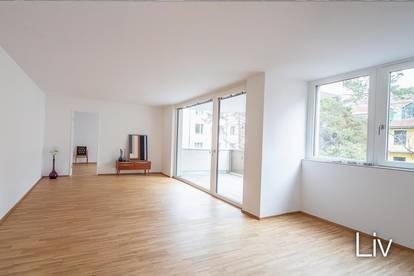 Erstbezug mit Grünblick! 3 Zimmerwohnung mit Balkon beim Meidlinger Markt!