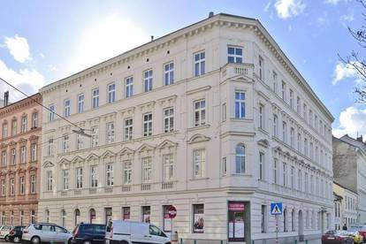 Geschäftslokal mit Keller - U6 Jägerstraße!