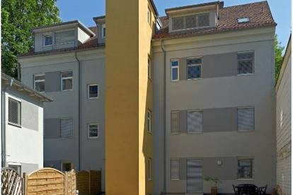 Annenstrasse 14/2 – Geräumige Erdgeschosswohnung mit zwei Terrassen