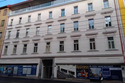 Annenstraße 32/ GL 3- Geräumiges Geschäftslokal mit Auslagen