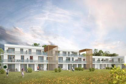 Erstbezugswohnung Liebenau Nähe Murpark – Petrifelderstrasse 95 – Top 3