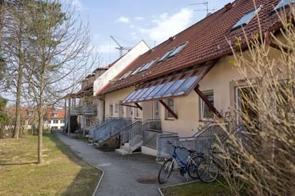 Maisonettenwohnung mit Balkon und Terrasse in Wetzelsdorf
