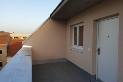 Living City / Top 41– 2 Zimmer mit schöner Dachterrasse – Provisionsfrei