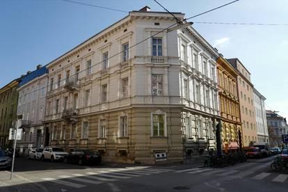 Gartengasse 23/3 - Schöne Altbauwohnung mit 2 Zimmern im Herzen von Graz