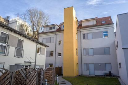 Annenstrasse 14/1 – WG taugliche Erdgeschosswohnung mit zwei Terrassen