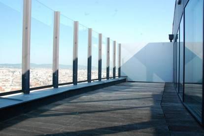 360°! Vollausgestattete Traumwohnung mit Blick über Wien!