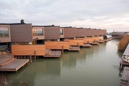 EXTRAVAGANT: Traumhafte Seehäuser mit Privat-Steg