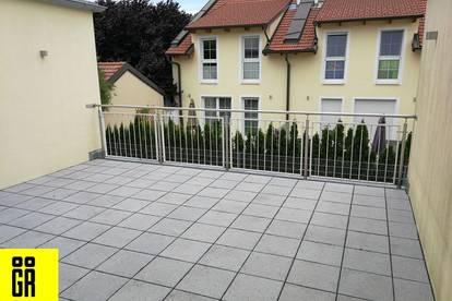 ERSTBEZUG - PREISHIT - HELLE 4 Zimmer Wohnung HAGENBRUNN - WÄRMEPUMPE - inkl. 2 KFZ Stellplätze - LIFT - HOHE RÄUME - ROLLLÄDEN elektrisch - Räume noch veränderbar - TERRASSE - NUR NOCH 2 WOHNUNGEN !
