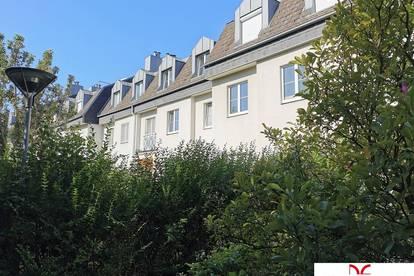Maisonette-Wohnung mit tollem Ausblick!