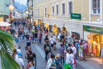 Geschäftsräumlichkeiten Zentrum Lienz - Fußgängerzone (vormals Krismer Trachtenmode)