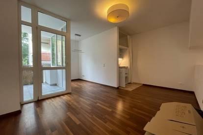 Kompakte 2-Zimmer-Wohnung mit Loggia - verfügbar ab November 2021