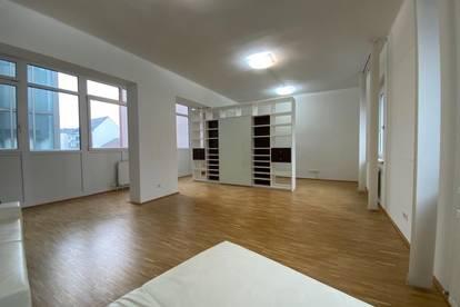 Helle 3-Zimmer-Wohnung mit ca. 95 m² im Linzer Stadtzentrum