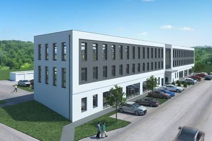 freie Büroflächen im Büro- u. Garagenpark Ottensheim
