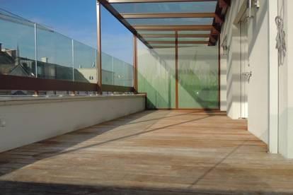 Traumhaftes 2-Zimmer-Penthouse mit Terrasse