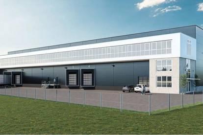 Logistikzentrum Wien-Nord (Halle G)