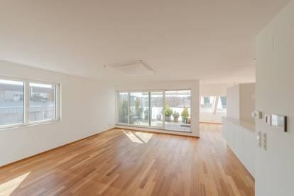 Penthouse Wohnung mit eindrucksvoller Dachterrasse