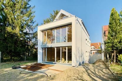 Repräsentativ in Bestlage: Projekt Rembrandt Niedrigenergiehaus zeitlos und modern