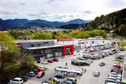 Attraktive Einzelhandelsfläche in einem Interspar-EKZ zur Pacht