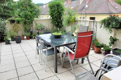 Tolle 2-er WG-taugliche Dachgeschoßwohnung in Geidorf
