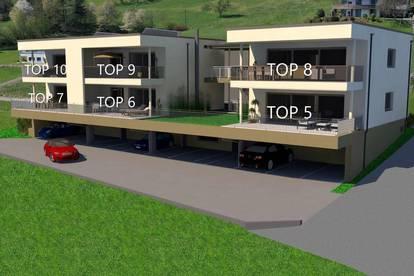 6 Eigentumswohnungen in Nußdorf am Attersee - Seeblick