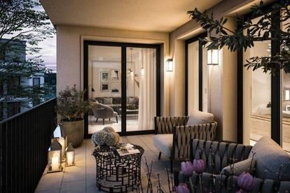 Luxuriöse 2-Zimmer Wohnung