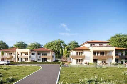 Sonnenplatz St. Agathen - 3-Zimmer Wohnung