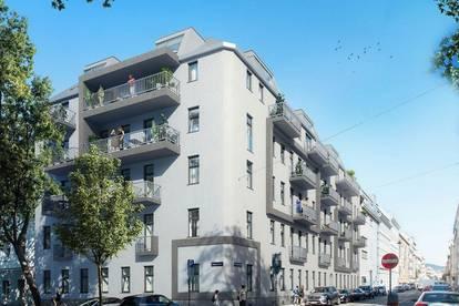 34m² Altbau Erstbezugs Apartment