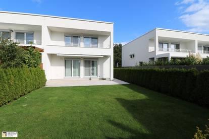 Exklusives Reihenhaus - 2 Etagen mit Garten, Terrasse, Balkon und voll ausgebautem Keller